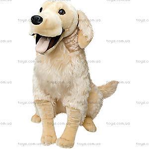 Игрушечная собака «Ретривер», сидячий, SRS3