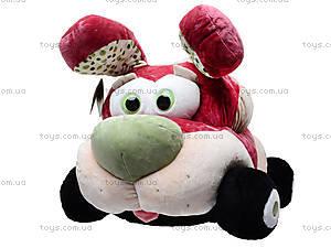 Плюшевая машина-игрушка «Софт-мобиль», К345А, цена