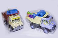 Сокол машинка с игрушками, Л-015-3, фото