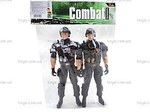 Детский игровой набор «Солдаты», 66130, отзывы