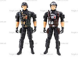 Детский игровой набор «Солдаты», 66130, игрушки