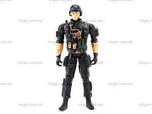 Детский игровой набор «Солдаты», 66130, детские игрушки