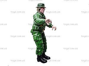 Кукла для мальчика «Солдат», HN646A, купить