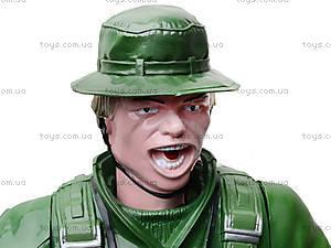 Кукла для мальчика «Солдат», HN646A, фото
