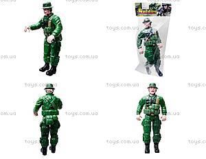 Кукла для мальчика «Солдат», HN646A, отзывы