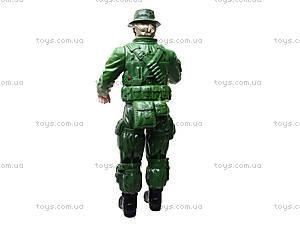 Кукла для мальчика «Солдат», HN646A, игрушки