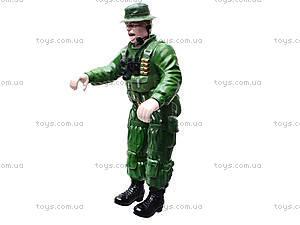 Кукла для мальчика «Солдат», HN646A, детские игрушки