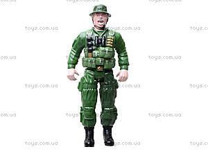 Кукла для мальчика «Солдат», HN646A
