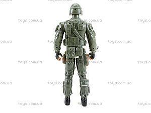 Детская игровая фигурка «Солдат», 66132, купить
