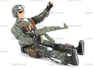 Детская игровая фигурка «Солдат», 66132, фото