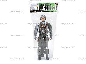 Детская игровая фигурка «Солдат», 66132, цена