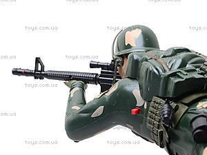 Интерактивный солдат, HD911-02, купить