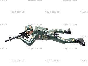 Интерактивный солдат, HD911-02, игрушки
