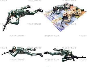 Интерактивная игрушка «Солдат», HD915-02A