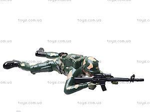 Интерактивная игрушка «Солдат», HD915-02A, отзывы