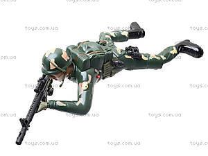 Интерактивная игрушка «Солдат», HD915-02A, детские игрушки
