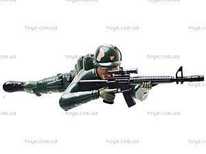 Интерактивная игрушка «Солдат», HD915-02A, магазин игрушек