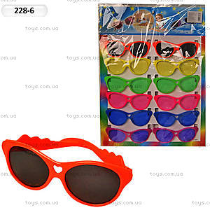 Солнцезащитные очки для девочек, 228-6