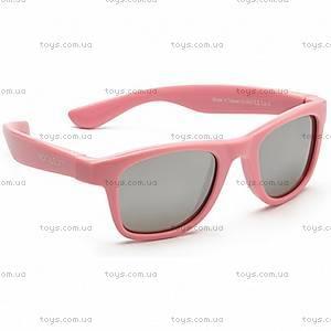 Солнцезащитные очки Koolsun нежно-розовые серии Wave, KS-WAPS003, фото