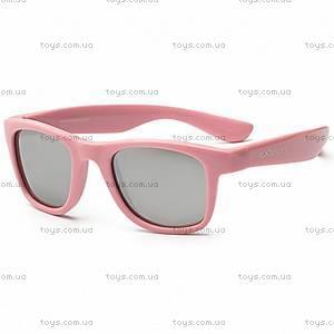 Солнцезащитные очки Koolsun нежно-розовые серии Wave, KS-WAPS003