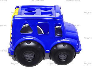 Сортер-автобус «Бусик», 0251cp0020102062, купить