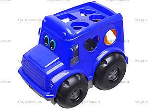 Сортер-автобус «Бусик», 0251cp0020102062, цена