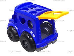 Сортер-автобус «Бусик», 0251cp0020102062, игрушки
