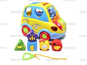 Сортер «Автошка», 9198, игрушки