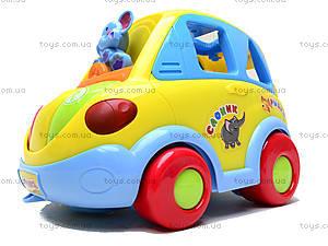 Сортер «Автошка», 9198, toys