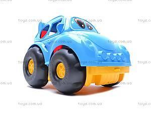 Сортер «Автошка», с песочным набором, 0299cp0020202062, игрушки