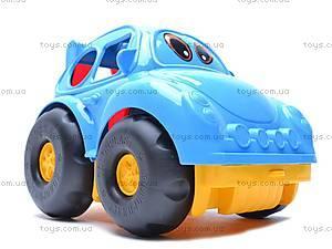 Сортер «Автошка», с песочным набором, 0299cp0020202062, детские игрушки