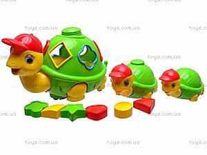 Сортер «Черепаха интерактивная», 5288A