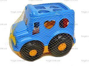 Сортер «Машинка», 0244cp0020101062, фото