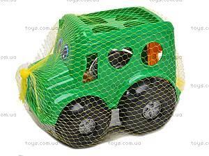 Сортер «Машинка», 0244cp0020101062, цена