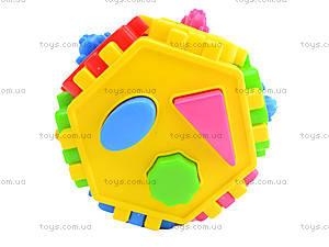Игрушка-сортер «Животные», 50-106, детские игрушки