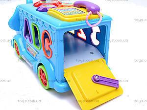 Сортер «Слон», 20238-6, магазин игрушек