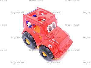 Сортер-трактор «Кузнечик», с песочным набором, 0343cp0020303062, отзывы