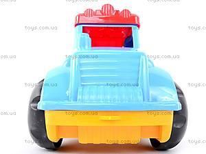 Сортер-трактор «Кузнечик» №2, cp0020302062, детские игрушки