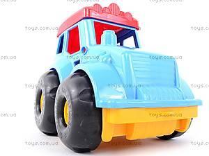 Сортер-трактор «Кузнечик» №2, cp0020302062, магазин игрушек