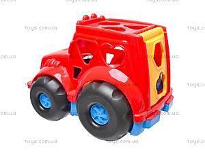 Сортер-трактор с пасочками, 0336cp0020302062, купить