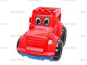 Сортер-трактор с пасочками, 0336cp0020302062, фото