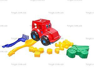 Сортер-трактор с пасочками, 0336cp0020302062