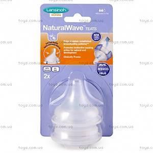 Соска для естественного кормления Natural Wave, размер M, 75910