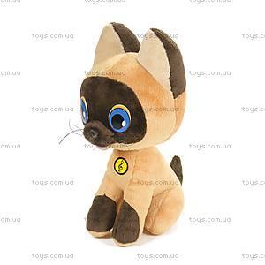 Плюшевая игрушка «Котенок Гав», ГАВ0\М, фото