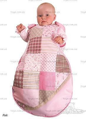 Детский спальник «Мозаика Pink», 0102-Р