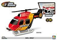 """Спасательная техника """"Вертолет"""" со светом и звуком 13см, 34512, фото"""