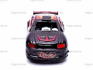 Спортивное инерционное авто, 712D, игрушки