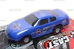 Спортивный автомобиль, масштаб 1:64, FY522-525, фото