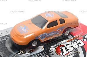 Спортивный автомобиль, масштаб 1:64, FY522-525, отзывы