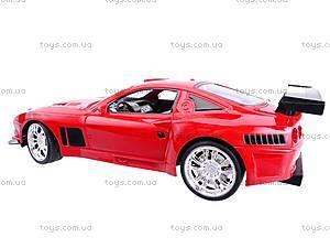 Спортивный автомобиль на радиоуправлении, 1:16, MY66-60B59B, фото